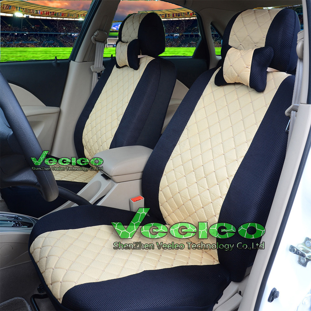 Front Rear Universal Car Seat Covers For Renault