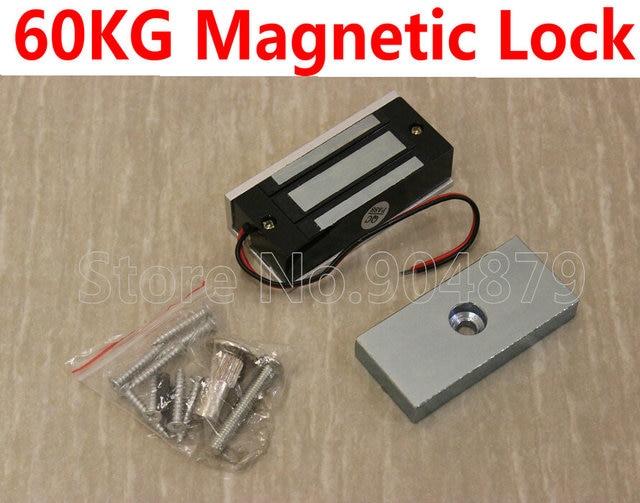 60KG Mini Lock electric magnetic lock(Electro SMall lock mounted door lock)Single door & 60KG Mini Lock electric magnetic lock(Electro SMall lock mounted ...