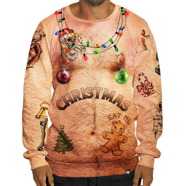 Stylowa bluza na święta - aliexpress