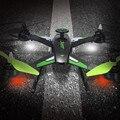 Nova chegada JJRC x robô com D1806-2280KV Motor sem escova 2.4 G 4CH 6-Axis RC Quadcopter RTF + frete grátis