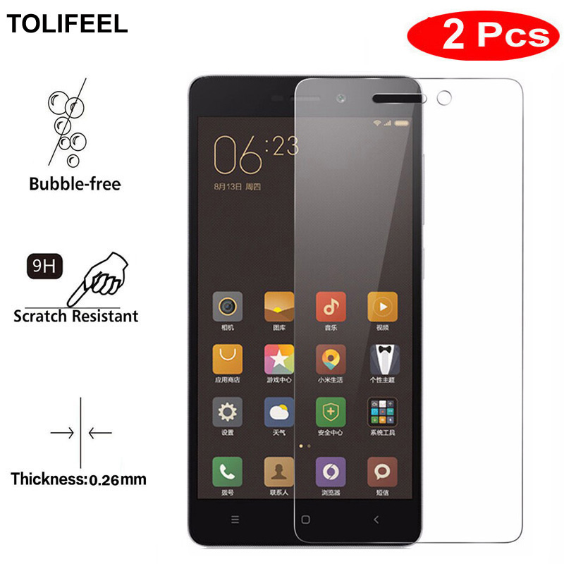 2PCS TOLIFEEL Tempered Glass For Xiaomi Redmi 3S Screen Protector 9H Protective Film On For Xiaomi Redmi 3S Pro 3 S 3X Glass2PCS TOLIFEEL Tempered Glass For Xiaomi Redmi 3S Screen Protector 9H Protective Film On For Xiaomi Redmi 3S Pro 3 S 3X Glass
