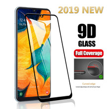 XINDIMAN 2019 new 9D Tempered Glass for samsung galaxy A10 A20 A30 A40 A50 A60 A70 A80 A90 screen protector M10 M20 M30 glass