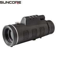 SUNCORE Monocular telescope High – definition telephoto zoom camera lens for mobile phone