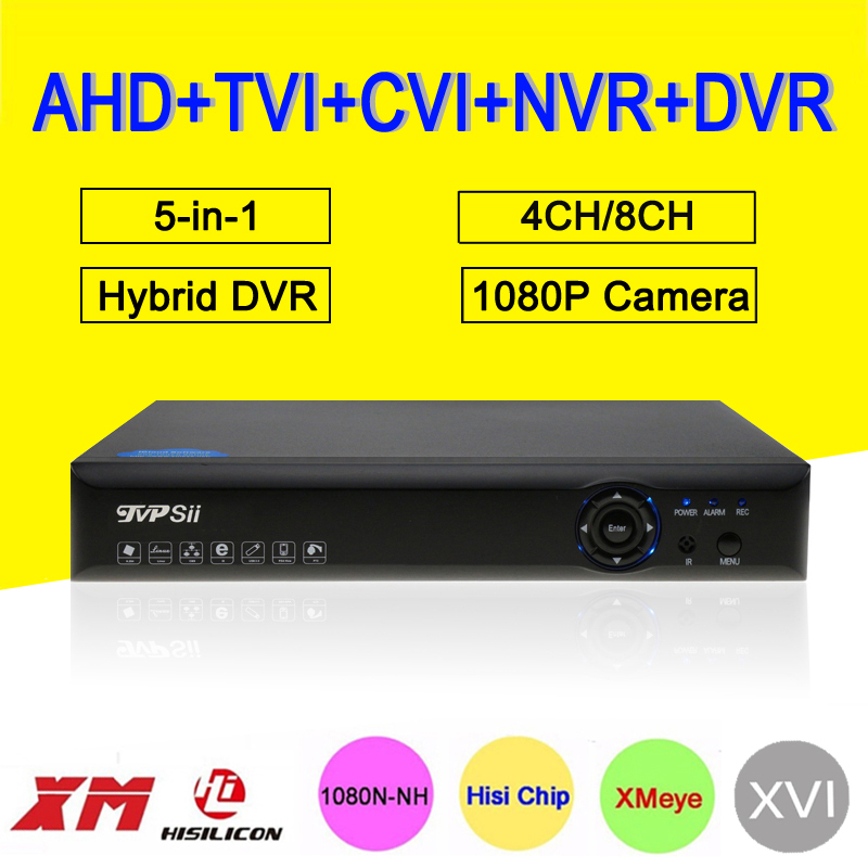 1080P/960P/720P CCTV Camera XMeye Blue-Ray Panel Hi3520D 1080N 4CH/8CH 6 in 1 Hybrid Coaxial NVR CVI TVI AHD DVR FreeShipping gadinan 8ch ahdnh 1080n dvr analog ip ahd tvi cvi 5 in 1 dvr 4ch analog 1080p support 8 channel ahd 1080n 4ch 1080p playback