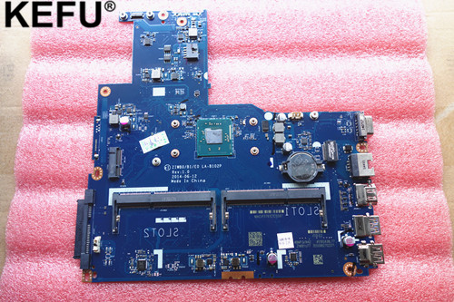 LA-B102P Laptop motherboard Fit For Lenovo B50-30 Notebook PC Motherboard N2840 CPU DDR3L esudiamon casual shoes men british flats black men genuine leather business lace up soft dress men oxfords shoes 45 big size page 4