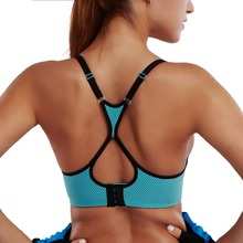 Sexy Push-up Cool Comfort Racer-back Underwired active Bra
