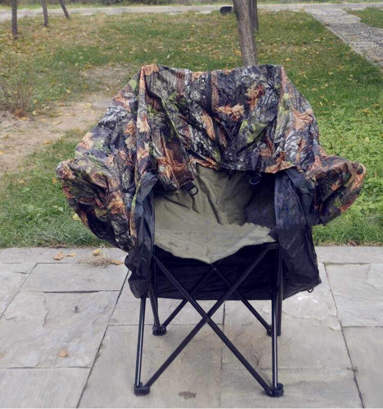2018 屋外ハンティング迷彩テントバードウォッチング写真撮影テント撮影鳥椅子釣り折りたたみ椅子