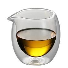 200 мл термостойкая стеклянная чашка с двойными стенками, пивная кофейная чашка ручной работы, креативная пивная кружка, чайная стеклянная чашка для виски, стеклянные чашки, посуда для напитков