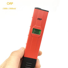 LCD Digital ORP Meter, Digital ORP Tester Meter,ORP Redox Meter Pen -1999mV~1999mV Millivolts Backlight LCD Aquarium Pool