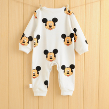 Cartoon Baby Long Sleeve Kids Jumpsuits