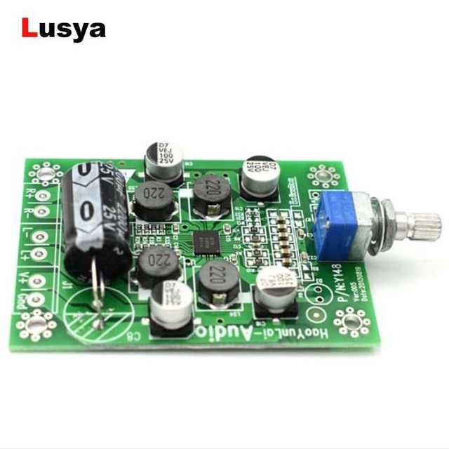 US $9 19 49% OFF|15W x 2 Pure sound Yamaha digital amplifier board Y148  beyond TDA7297 amp board new E2 005-in Amplifier from Consumer Electronics  on