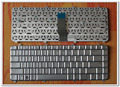 Nuevo teclado Original HP Pavilion DV5-1000 DV5-1100 DV5-1100 DV5-1200 AEQT6700210 QT6A plata