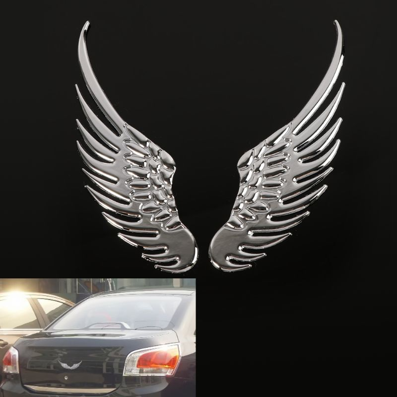 Good and cheap products car logo wings on Store Enus