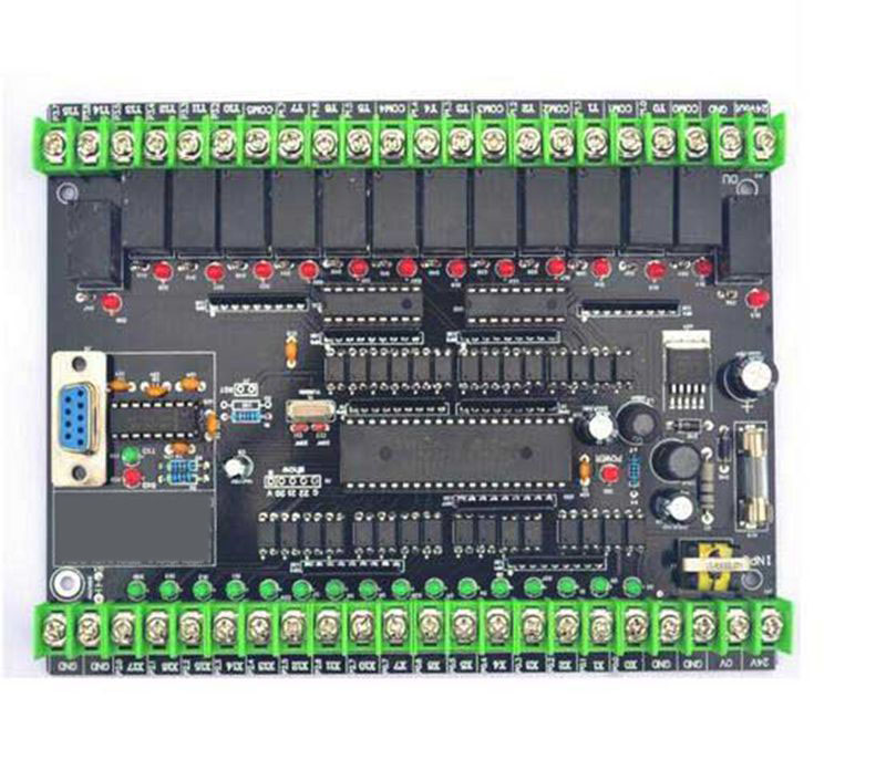 NEW 30MR Single board PLC 16 input point & 14 output point plc srt2 od04