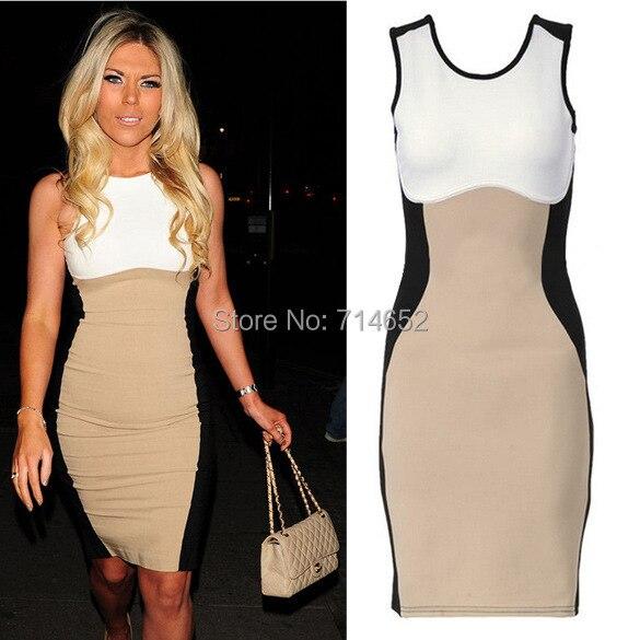 Aliexpress.com : Buy Summer dress 2014 sexy vestidos Bodycon Slim ...