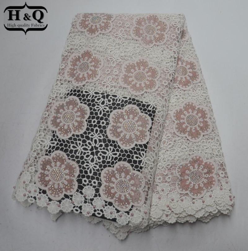 New design Nigerian embroidered Lace fabric High Quality African Lace Fabric With Embroidery For Wedding Lace Dress,party 2019New design Nigerian embroidered Lace fabric High Quality African Lace Fabric With Embroidery For Wedding Lace Dress,party 2019