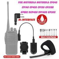 מכשיר הקשר Bluetooth מכשיר הקשר Wireless Headset שני הדרך רדיו אלחוטי אוזניות באפרכסת מוטורולה Blackbox טייט Abell HYT TC500 (1)