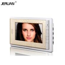 JERUAN 7 inch video door phone doorbell intercom 717  indoor intercom free shipping