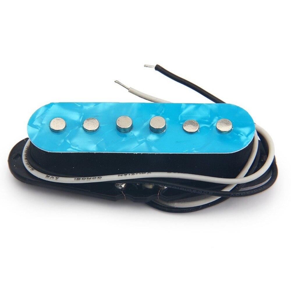 New 3pcs/set Pearlolid Electric Guitar Neck Middle Bridge Single ...