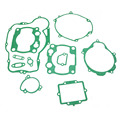 For KX250 1990 1991 Motorcycle engine gaskets include cylinder complete kit set