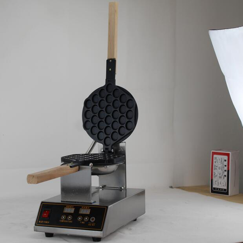 Computer version control new and hot product waffle egg maker machine/electric waffle egg making machine 2017 new design full automatic commercial snakes waffle making machine electric egg tarts baking machine price
