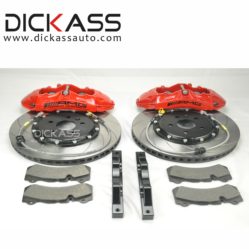 Big Brake Disc 380 For AMG Brakre Kit Red Brake Caliper