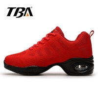 TBA Dance Shoes For Girls Women S Sport Shoes Woman Platform Sneakers Breathable Air Mesh Winter