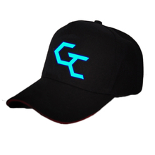 Fashion Anime Guilty Crown Cotton Printing Sport Hat Luminous Soft Baseball Cap unisex Accessories Cosplay For Boy And Girl