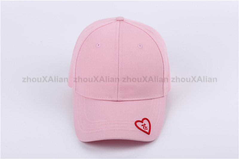 fbcdeb7bd9e 100% Factory Custom Baseball Cap Curved Visor Cotton Dad Hats Custom ...
