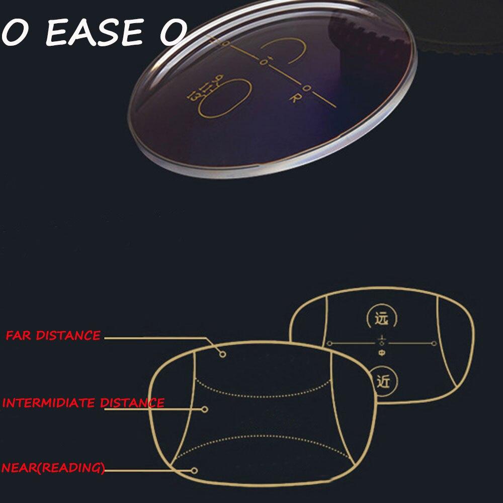 1.61 Freeform Multi Focal Progressive Lens Heren Dames met lensknip en montageafstelling Service Correcte gezichtsscherpte