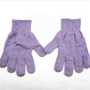 Magie Peeling Handschuh Bad Wäscher Dusche Körper Pinsel Bad Zubehör Rutschte Waschen Körper Schwamm Bad Handschuhe