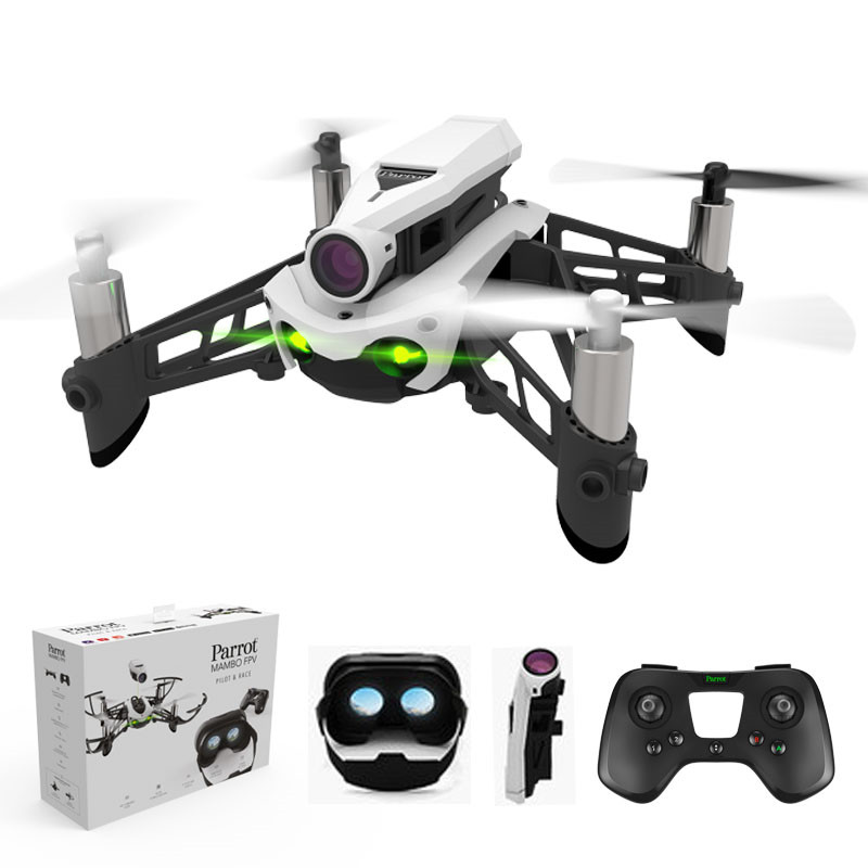Parrot MAMBO FPV Quadcopter 720p Video Recording Camera Drone HD Quadcopter Kid Gifts quadcopter