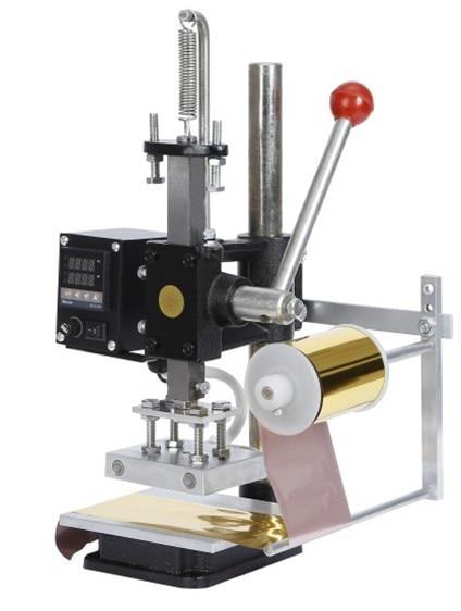 Multi-function hot foil printing machine multi function green