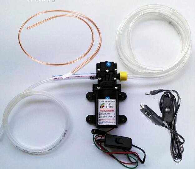 12v oil fluid liquid extractor 4 0l boat car auto pump oil for Outboard motor oil change pump