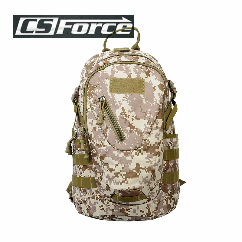 2017 Unisex Outdoor Military Army Tactical Backpack 600D Molle Rucksack Camping Hiking Trekking Camouflage Bag Hunting Bags 3p outdoor military army tactical backpack oxford sport camouflage bag 30l for camping traveling hiking trekking bags cycling
