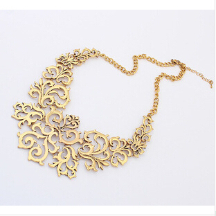 Women's Antique Style Necklace Jewelry Necklaces Women Jewelry Metal Color: COLORB