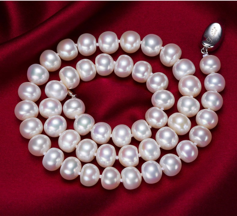 natural pearl necklace  (27)