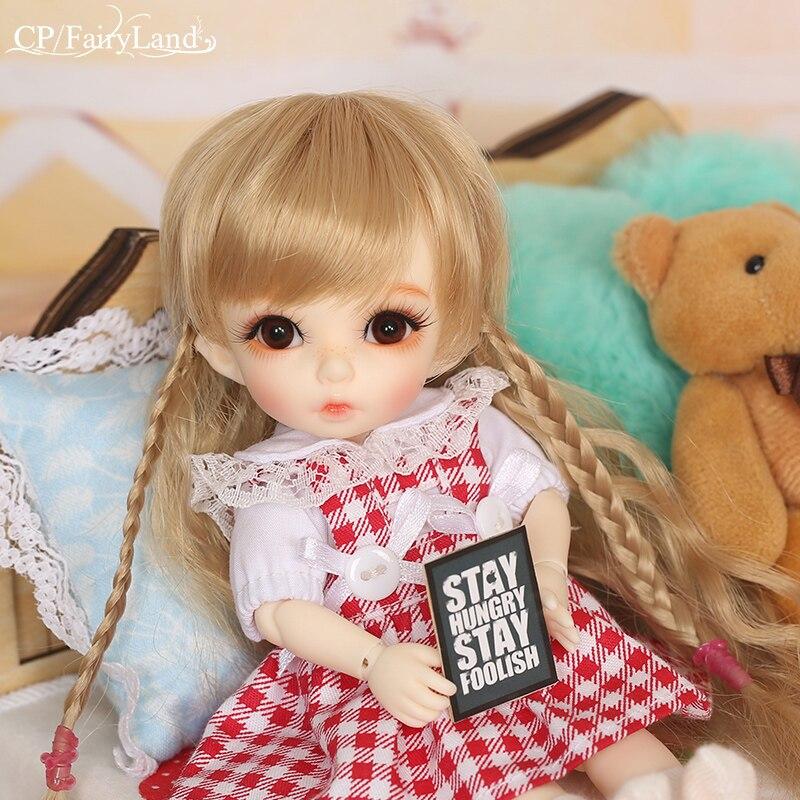 Envío gratis Fairyland Pukifee Ante 1/8 BJD muñecas figura de - Muñecas y accesorios - foto 2