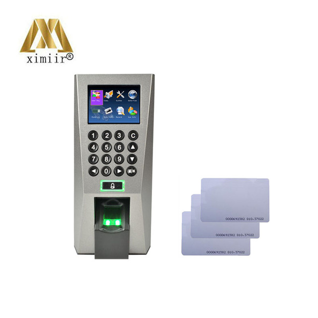 Biometric Linux System Fingerprint Access Control And Time