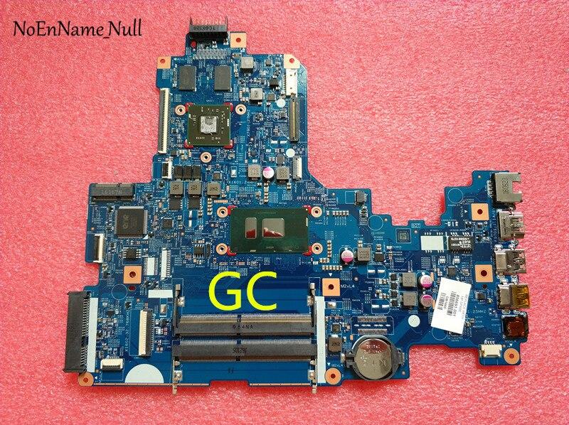 856691-601 de 856691-001 para HP 15-como 17-X portátil placa base 856691-501 con I7-6500U 448.08E01.0011 ordenador portátil PC prueba ok