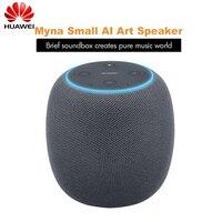 HUAWEI Smart AI Art Speaker 10W WiFi Bluetooth Xiaoyi Portable Speaker Support Voice Control Artificial Intelligent Myna Speaker