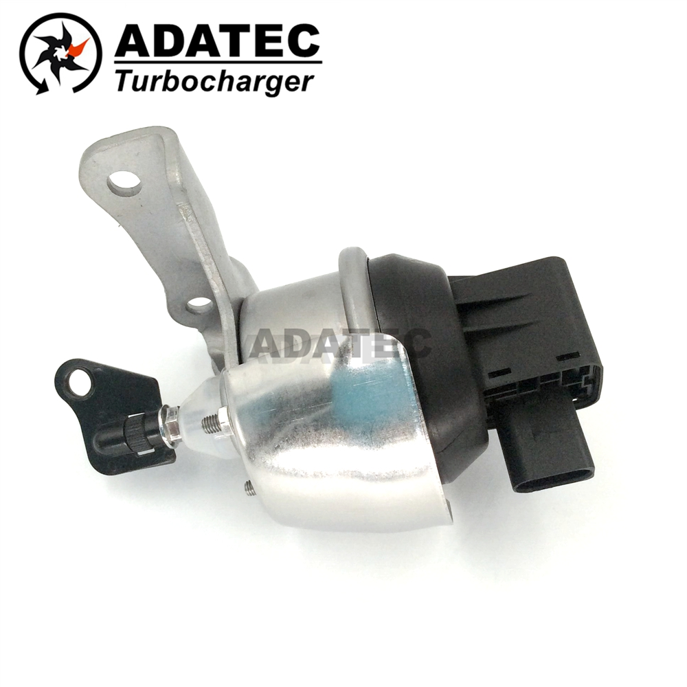 ADATEC Turbocharger Store Electronic wastegate 49T7707535 076145702CX 076145701G turbo charger Vacuum actuator for VW Crafter 30-50 Kasten 2E_ 2.5 TDI ab