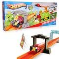 Hotwheels Original Turbilhão Autoridades Desportivas Pista Conjunto de Brinquedos Melhor Presente Para As Crianças Incluindo 1 Pequenos Brinquedos Hot Wheels Carros
