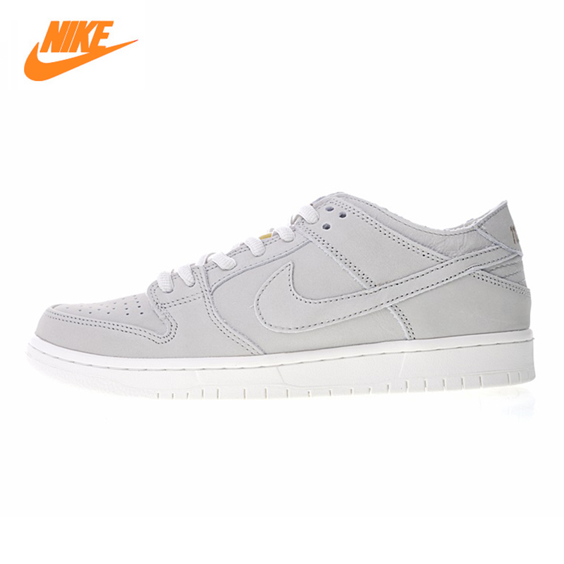 NIKE SB DUNK LOW PRO PRO RUN PRO Men's Walking Shoes , White, Lightweight Breathable Wear-resistant AA4275 001 nike sb кеды nike sb zoom stefan janoski leather черный антрацитовый черный 12