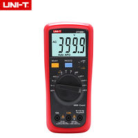 UNI T UT136B+ Auto Range Digital Multimeter AC DC Frequency Resistance Tester W/Capacitance Test with NCV Function