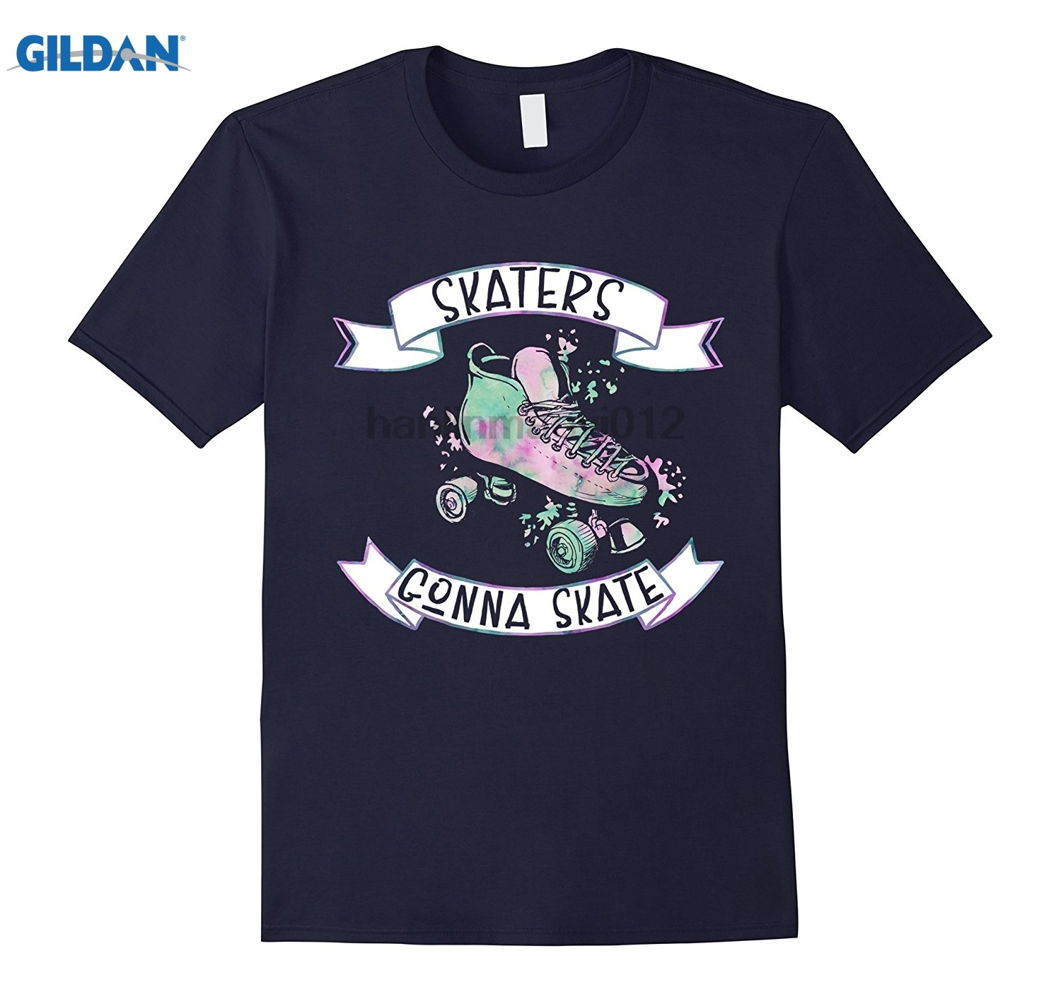 GILDAN Skaters Gonna Skate-Cute Roller Derby Roller Skating T-Shirt sunglasses women T-s ...