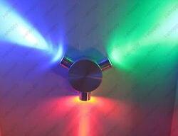 3 W zewnętrzne LED ścienne ganek hala światła domu chodnik żarówka pokój ścienne schody oświetlenie
