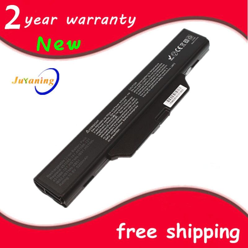 Laptop Battery For HP/Compaq HSTNN-IB62 451085-141 451086-121 451086-161 451568-001 GJ655AA HSTNN-IB51 HSTNN-IB52