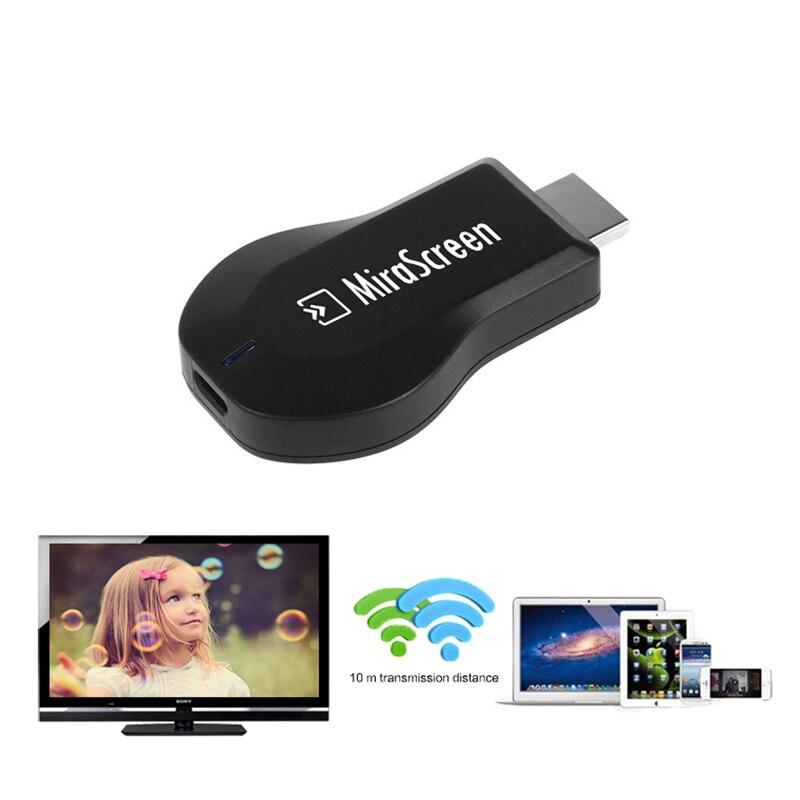 Robotsky Mirascreen OTA TV Bâton Dongle 1080 p Sans Fil HDMI Wifi EZCast Récepteur Adaptateur