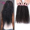 Перуанский Kinky Вьющиеся Волосы Девственницы 4 Связки Человеческих Волос 7А Перуанский Девственные Волосы Дешево Перуанский Вьющиеся Афро Кудрявый Вьющиеся Волосы
